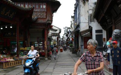 Poprawa sytuacji w Chinach