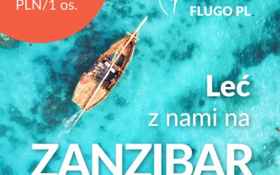 Wypocznij na Zanzibarze z Flugo!!